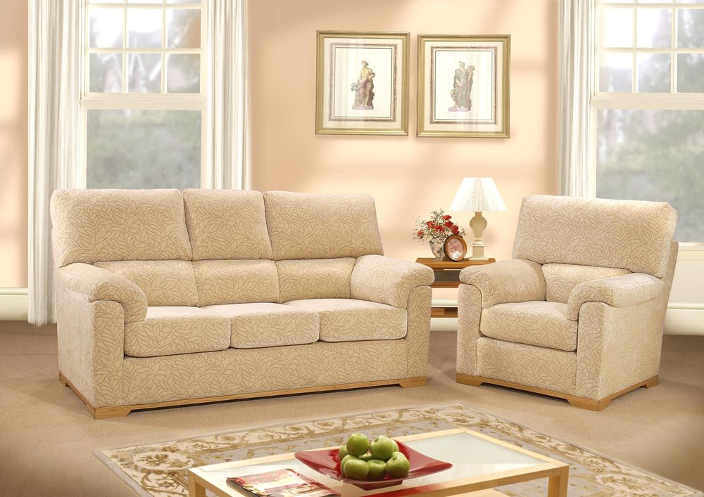 3 Seater (3 Cushion)