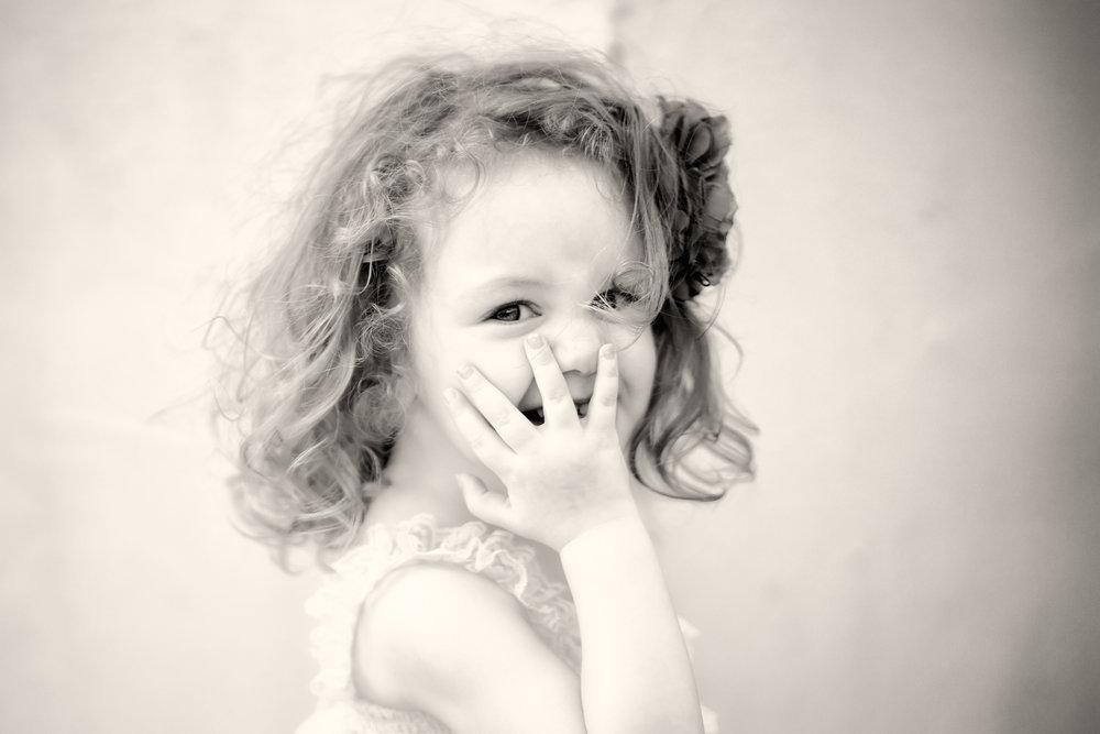 Kid's Portrait Photography Berkshire