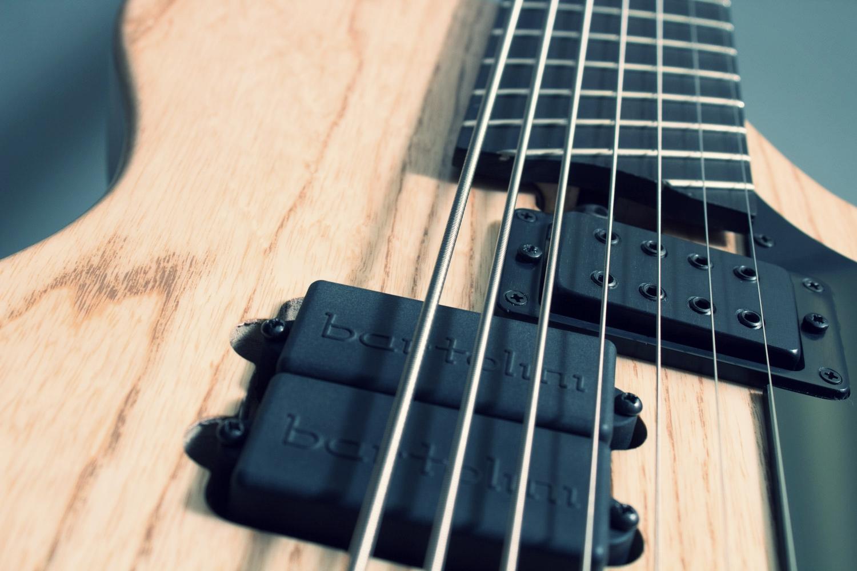 Charlie Hunter 7 Hybrid Guitars Co 4 Pole 3 Way Switch Guitar