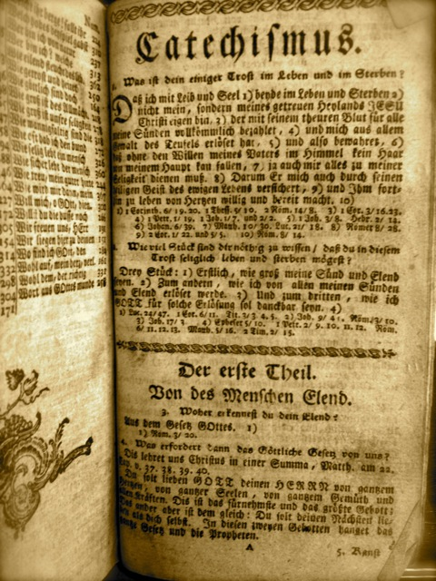 Heidelberger Katechismus -