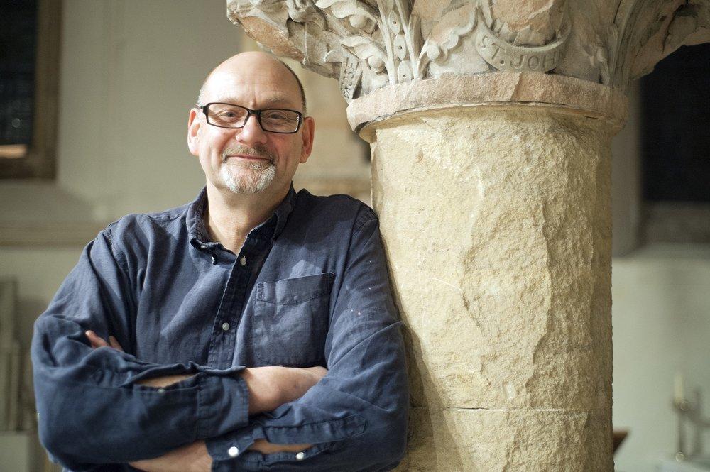 Pete Johnson - Librarian