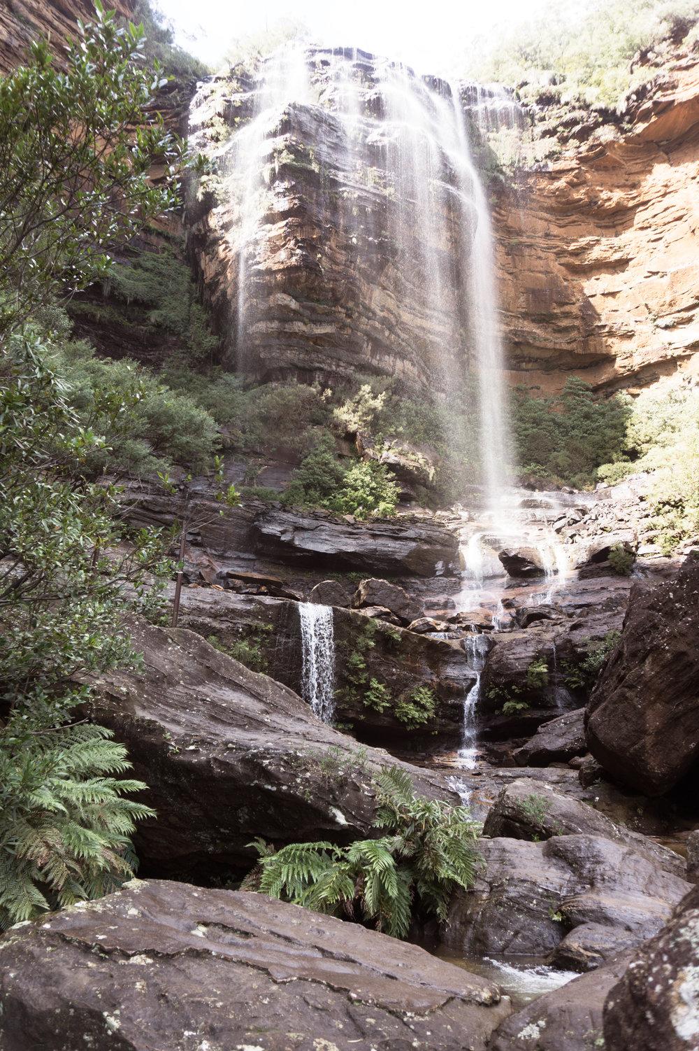 Blue Mountains waterfalls 2
