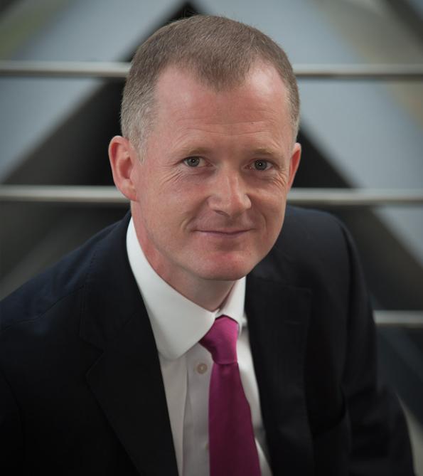 Colin MacPherson Development Director MANSE