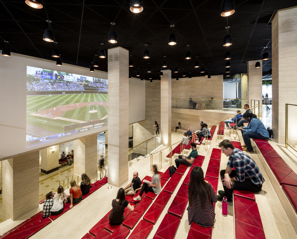 theMART: Interior Renovations