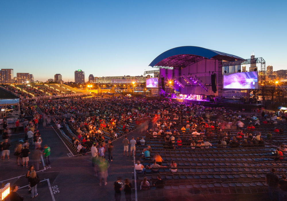 Northerly Island Concert Venue