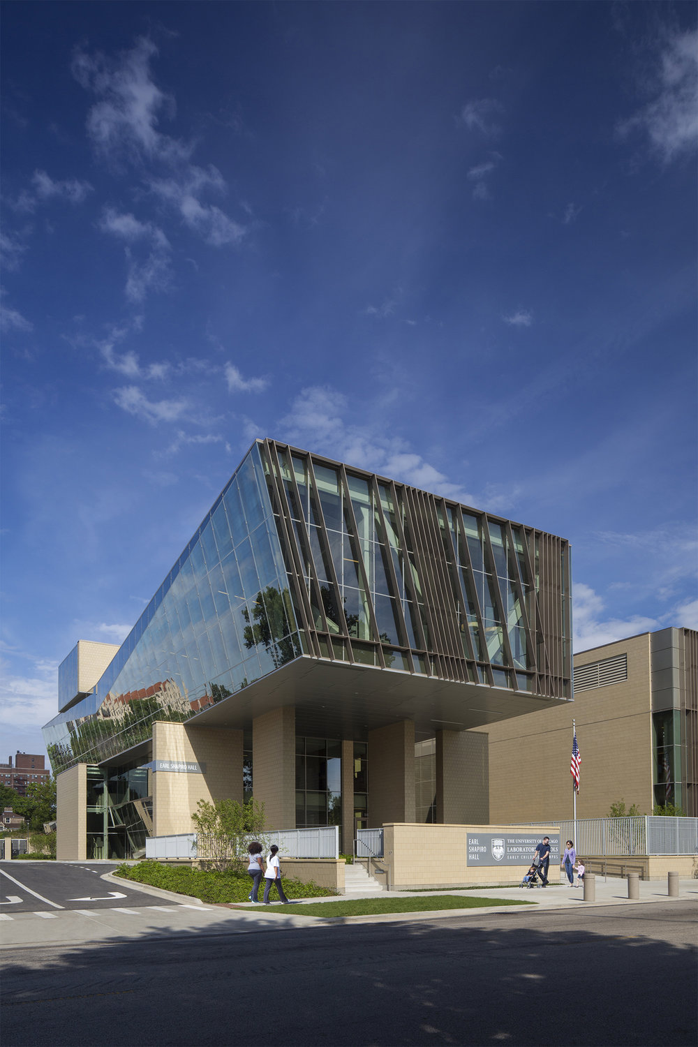 University of Chicago Lab Schools: Earl Shapiro Hall