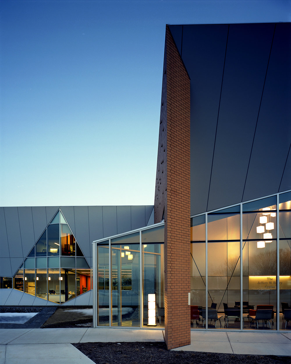 Walsh College Barry Center