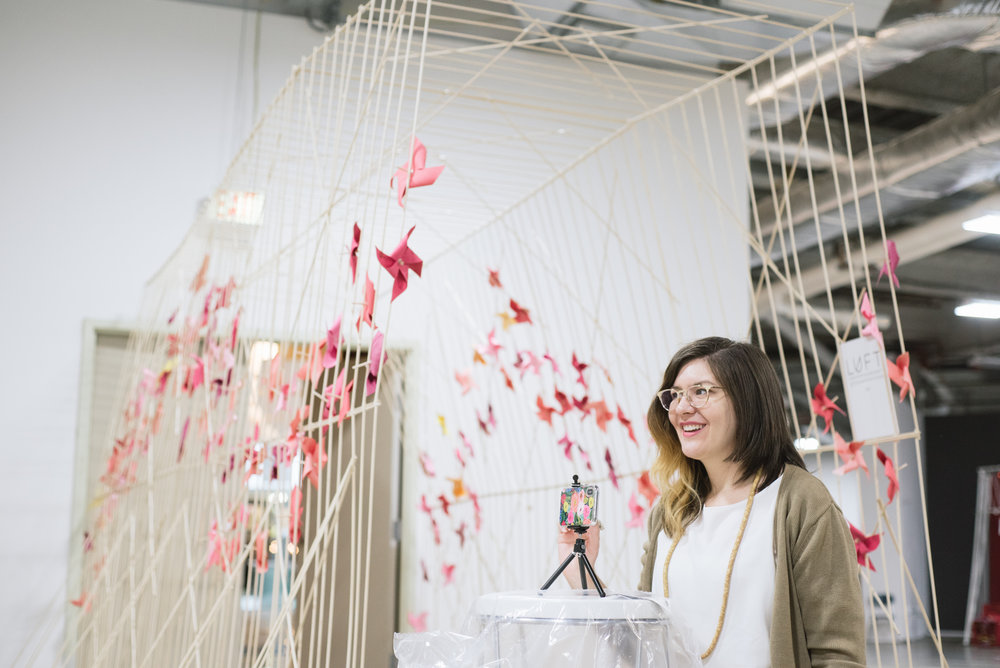 Amanda Davidson, Designer at Media-Objectives