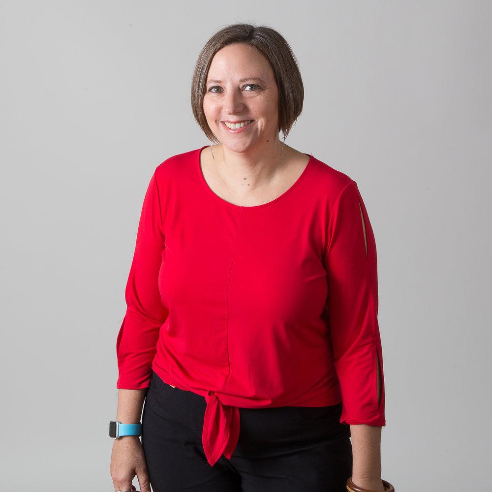 Heather Salisbury, Senior Associate