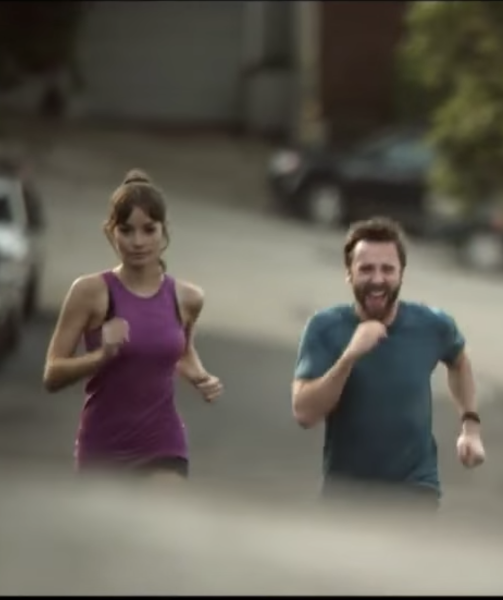 Fitbit Commercial, Argonaut Ad Agency
