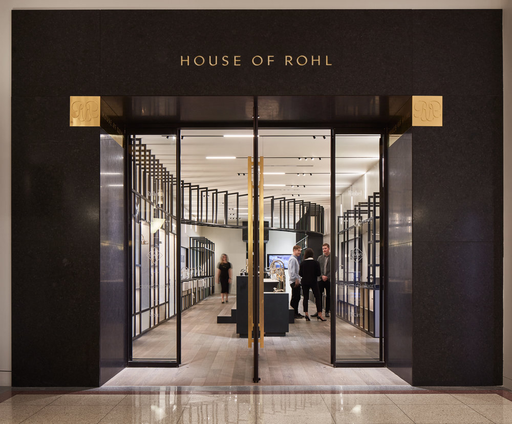 House of Rohl, Chicago, IL (Photo by Tom Harris)