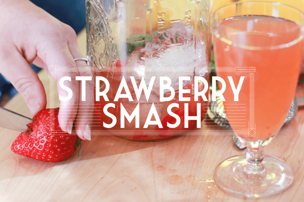 Strawberry-Smash