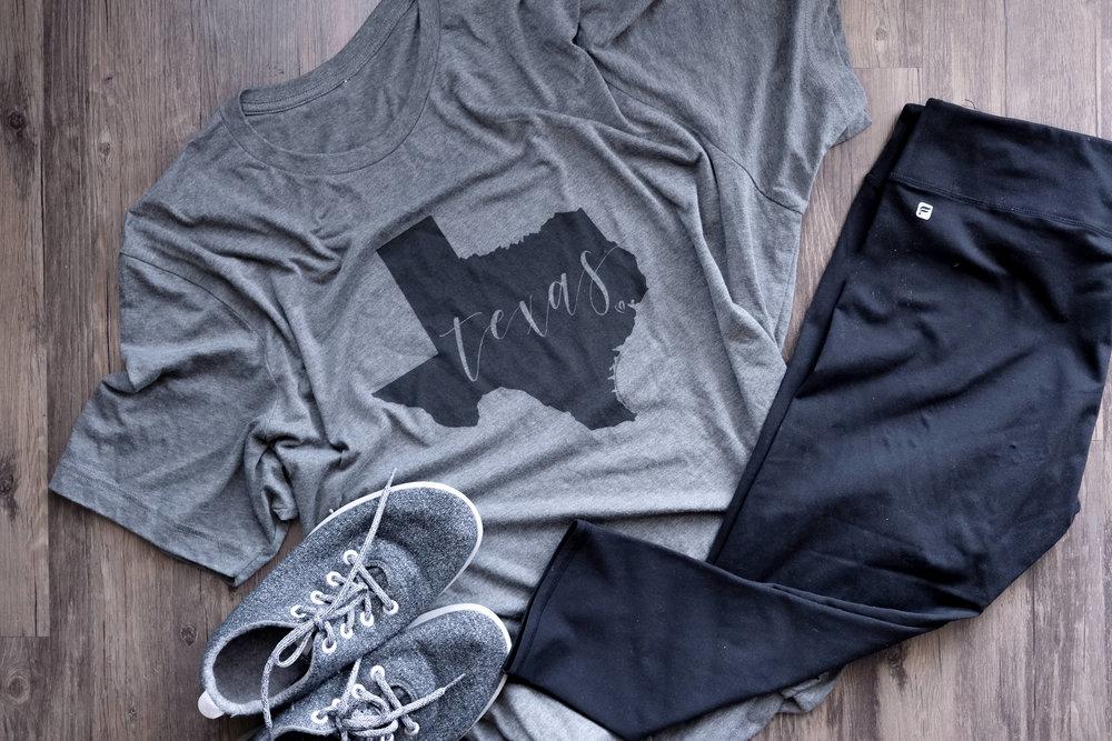texas strong tshirt