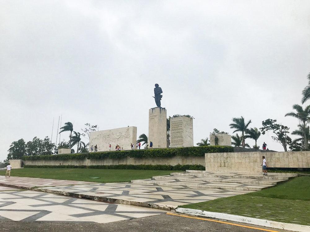 Memorial for Che Guevava