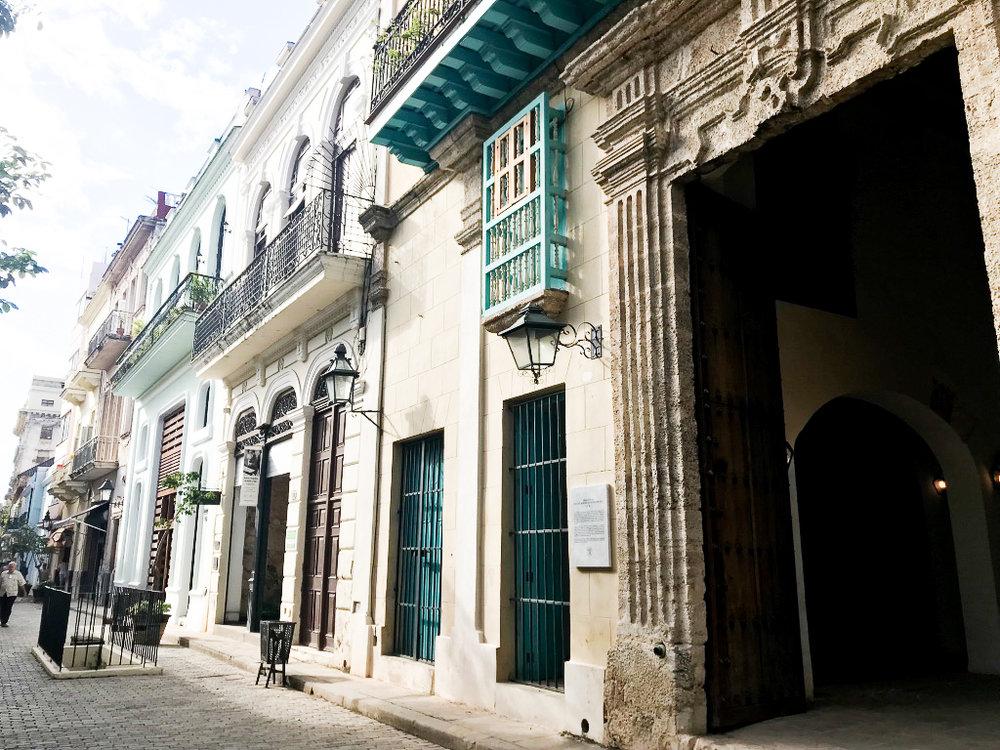 One more walk around Old Havana