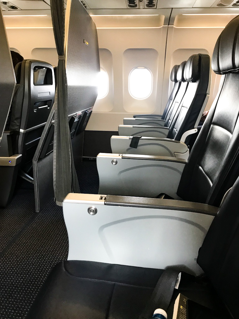 Unfortunately, Cuba is being cut off again from America and it showed on my flight home when most of the plane was empty