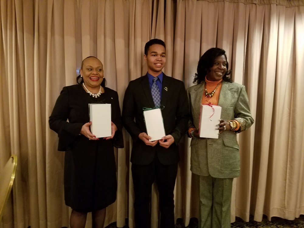 Mother Mary Lange Awardees 2018