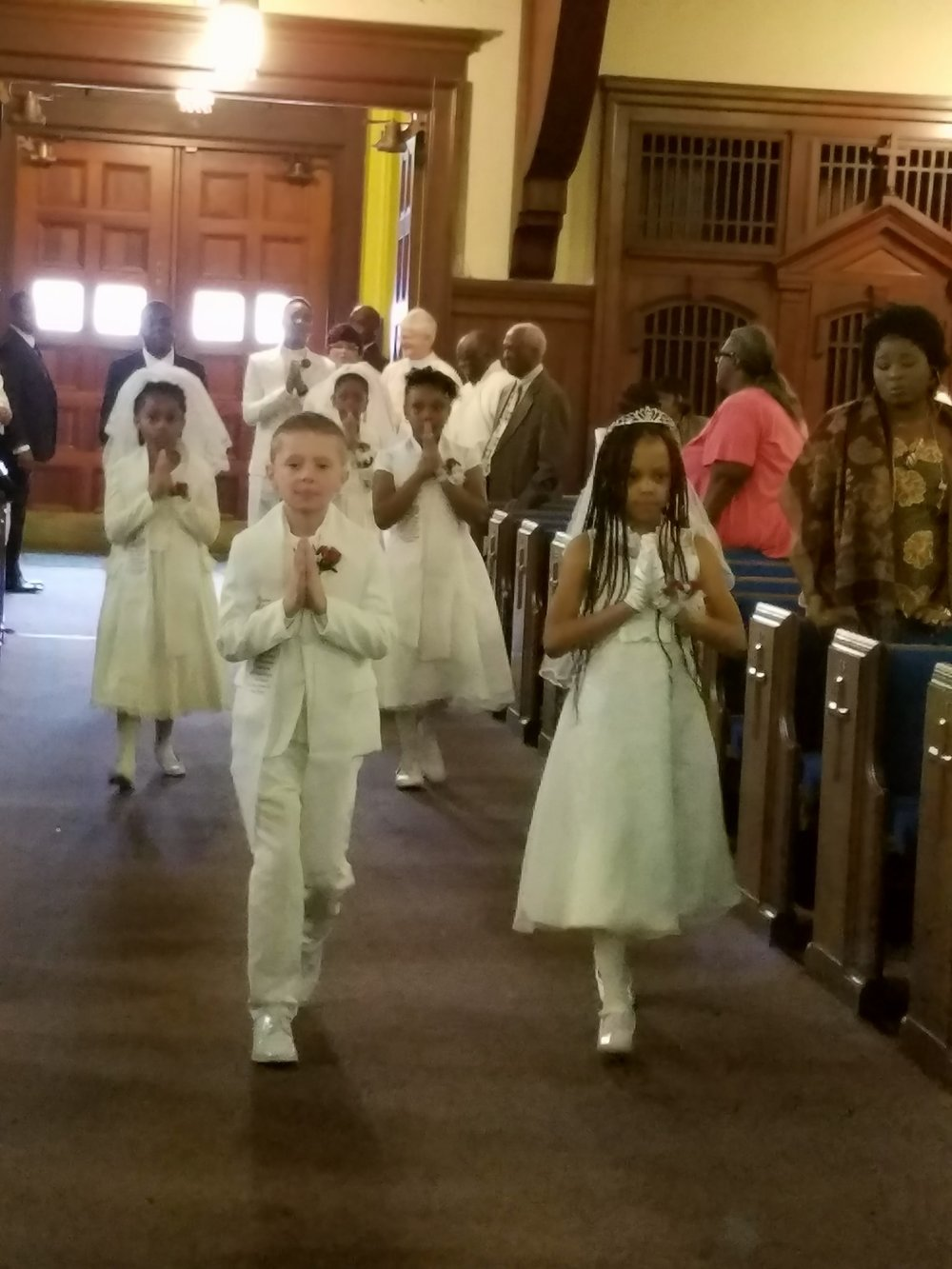 1St Communion 4-29-18