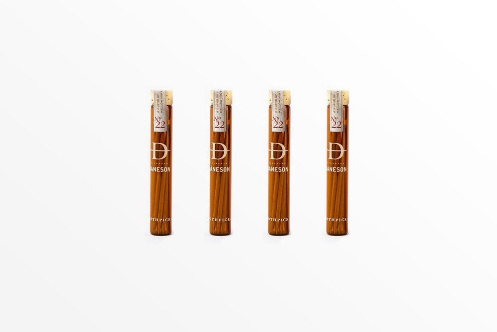 Daneson Bourbon Nº 22 Toothpicks