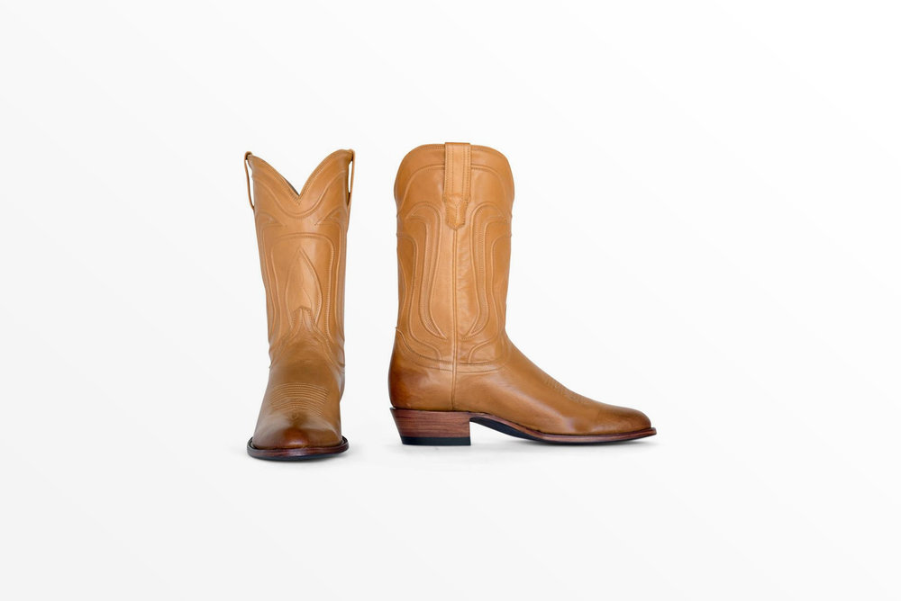 Tecovas Boots - Cartwright Desert Calf