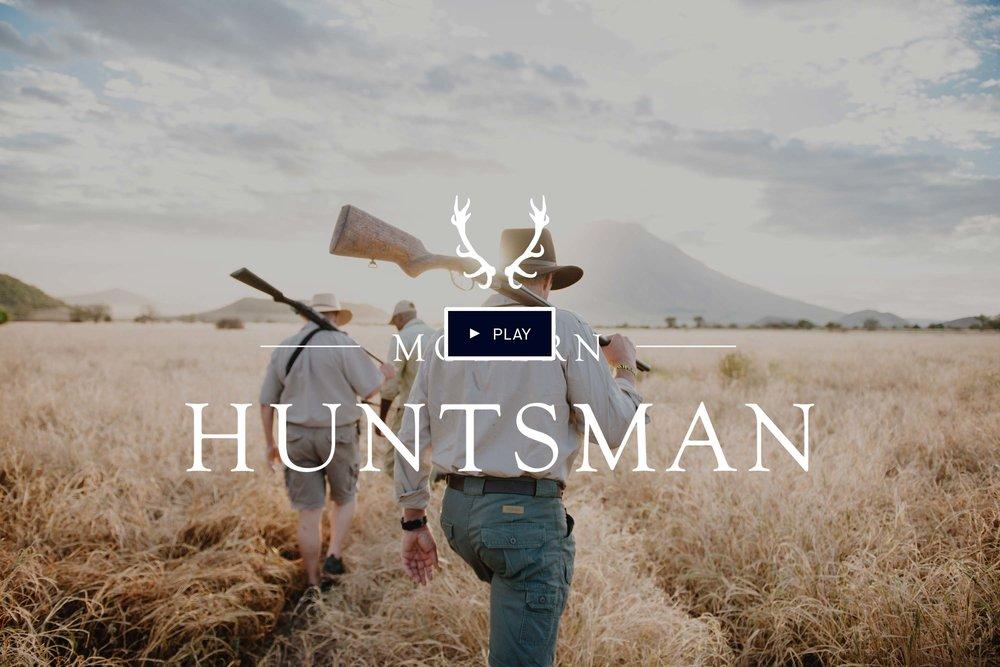 Modern Huntsman Kickstarter