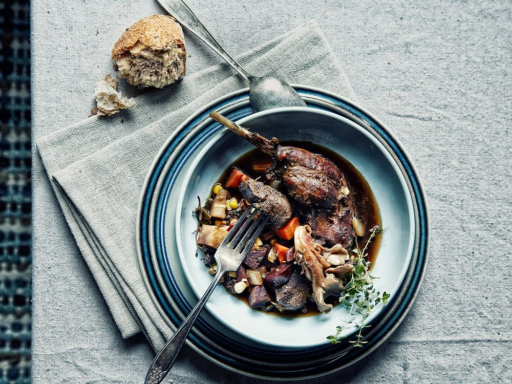 Goose Stew Recipe