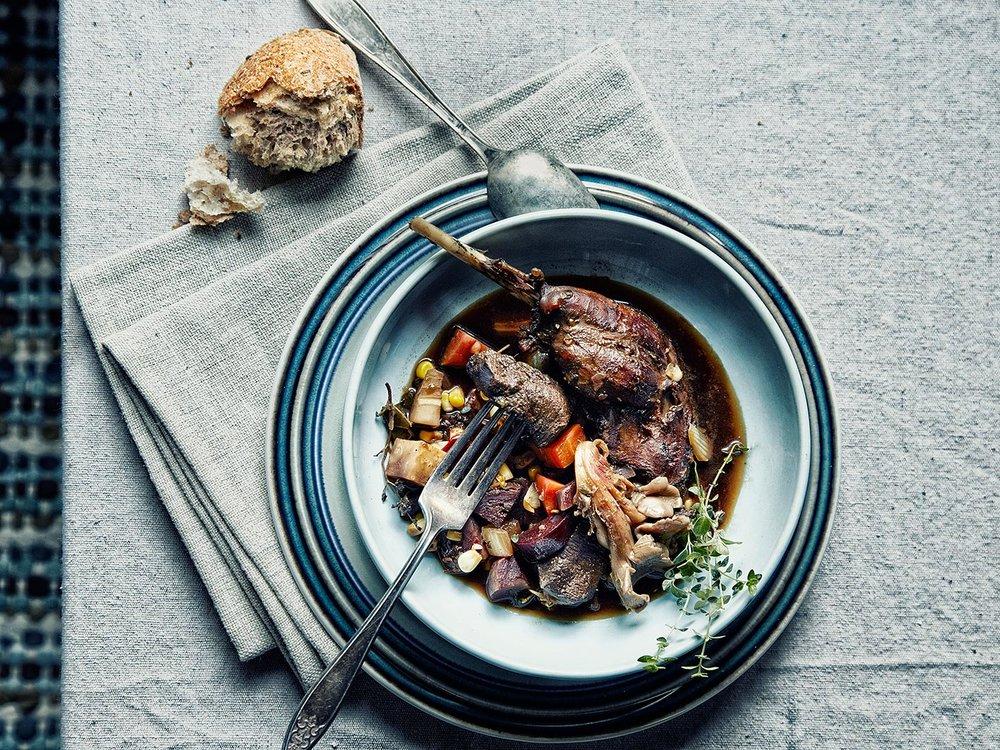 Goose Stew Recipe