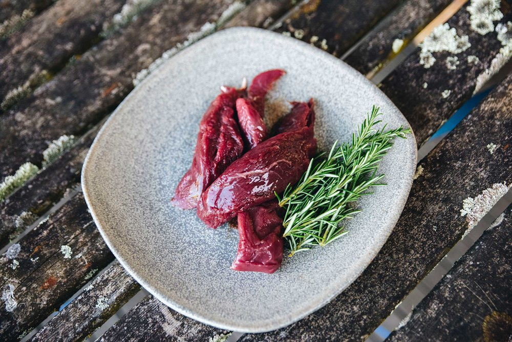 Cured Venison Loin Recipe Eamon Waddington