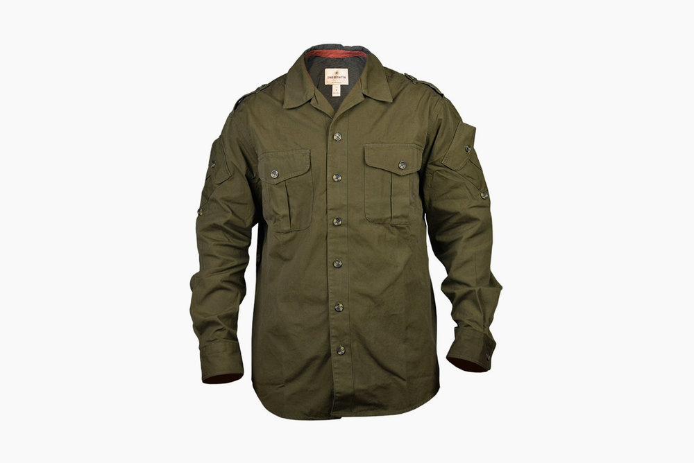 Boddington Safari Shirt -