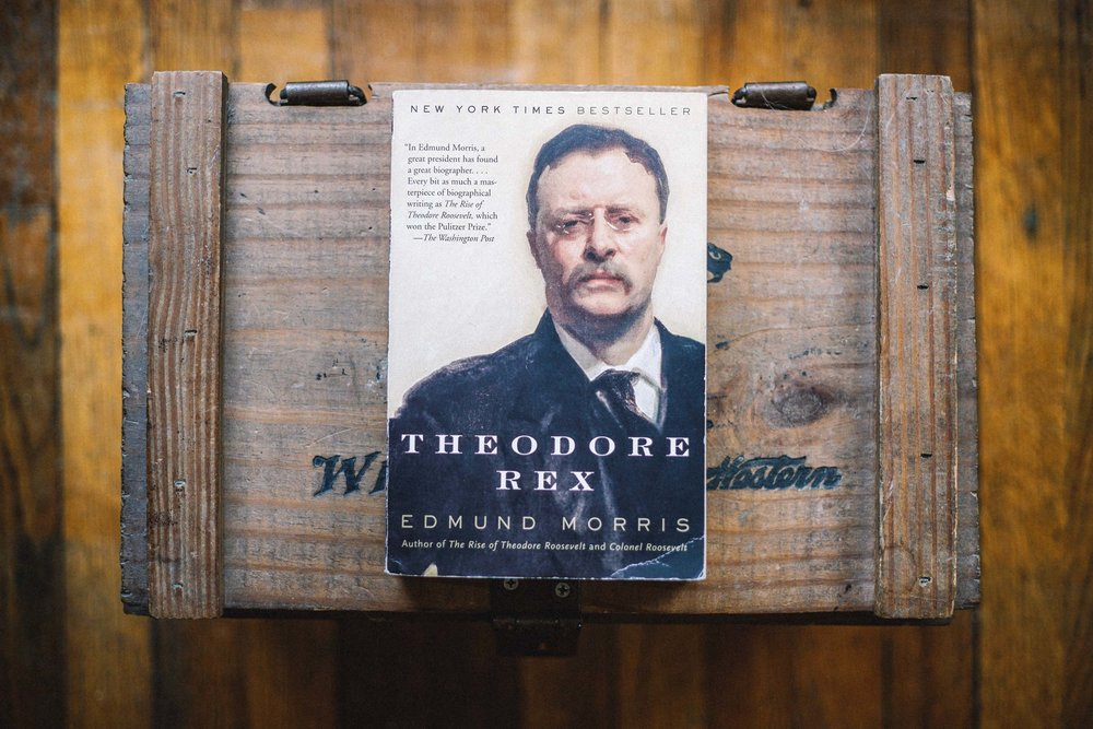 Theodore Rex on Modern Huntsman