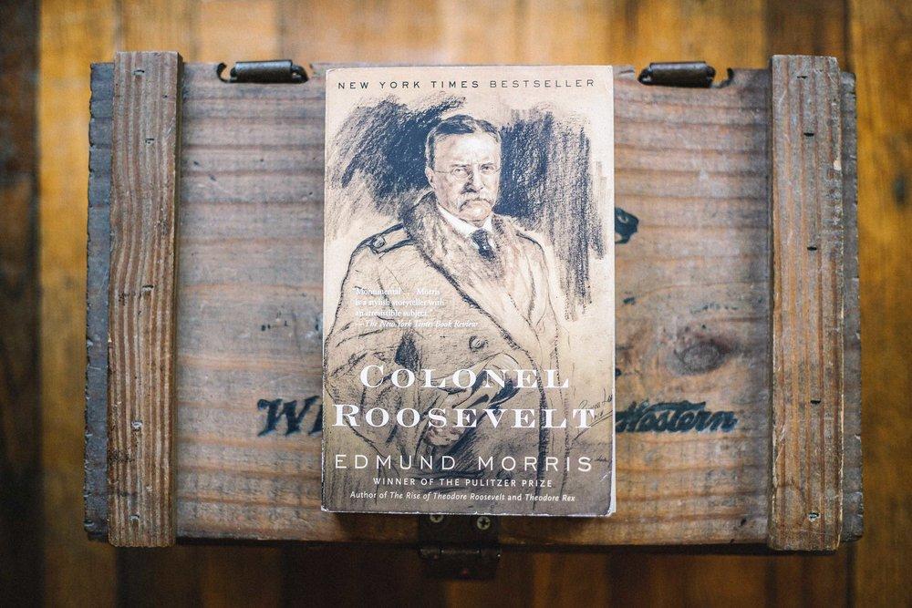 Colonel Roosevelt on Modern Huntsman
