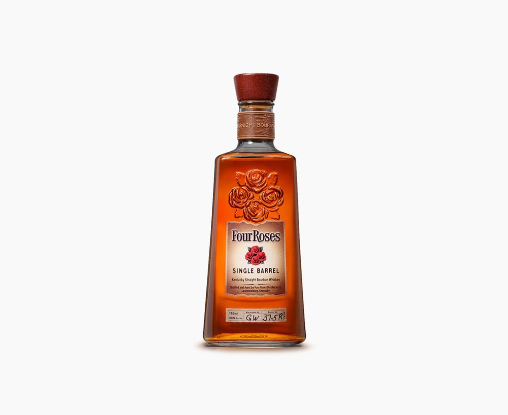 Four Roses Single Barrel on Modern Huntsman