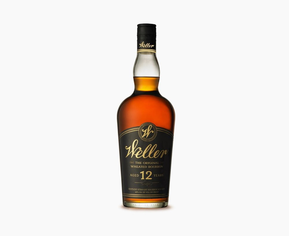 Weller 12 Bourbon on Modern Huntsman