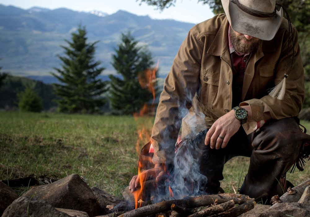 Modern Huntsman Interview with Micah Fink | Photo by Chris Douglas