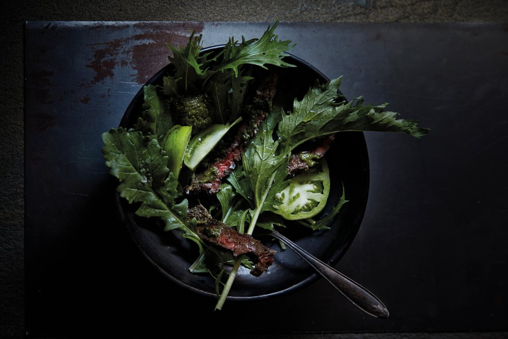 Bear Steak Salad | Danny Christensen | Modern Huntsman