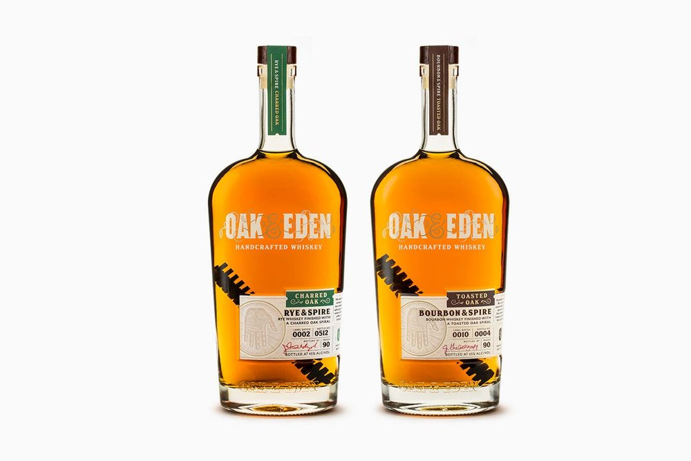 bourbon + Rye Bundle - Oak & Eden Whiskey