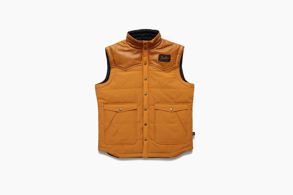 Rounder Vest - Cattleman Edition - Howler Brothers