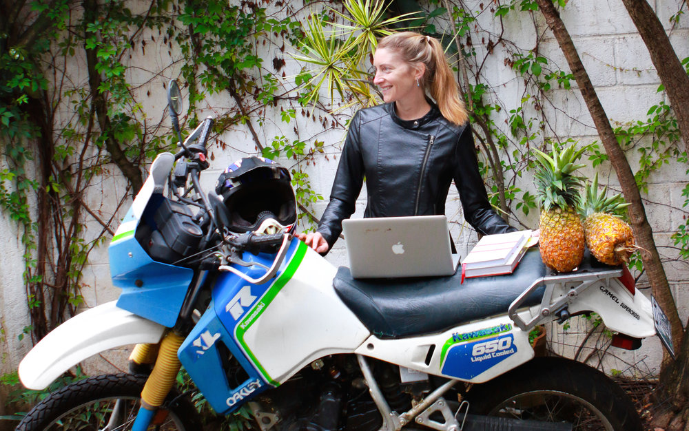 - Hi, I'm Emma—IIN qualified Health Coach and rider of inappropriately large motorcycles. My calendar is open this weekend so if you're a business owner or entrepreneur struggling with you health and wellness I want to hear from you. Click on the button below to schedule in your Free Health Consultation...