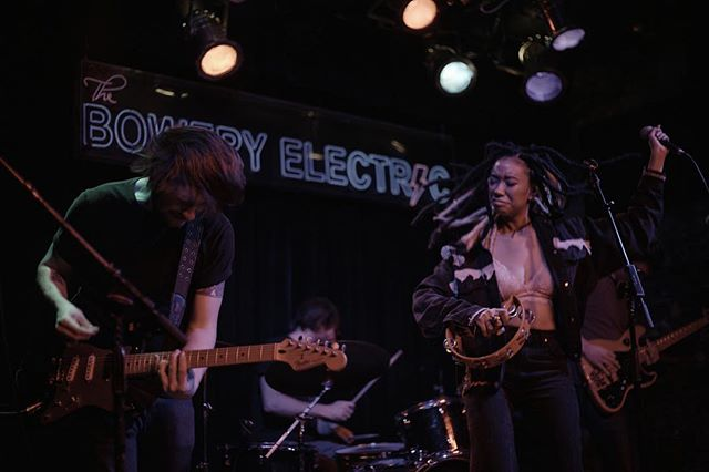 We want to give a huge thank you to everyone that spent their Monday night with us at @theboweryelectric! It was an honor to share the stage with the very talented and wonderful  @dochush, @derekmwalton and @youngplanet. The doctor will see you soon! 📷: @shotbyearly