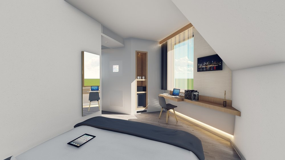 KViHotel Budapest Rooms & Suites