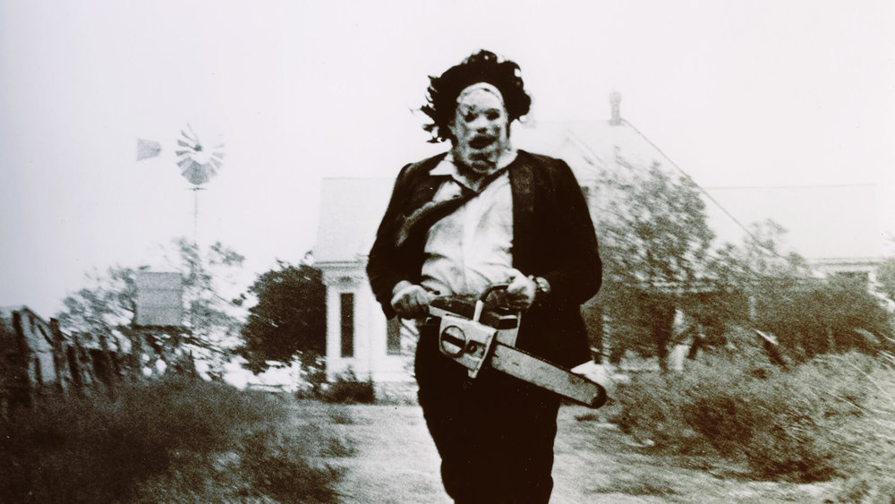 Leatherface haunting my dreams like…