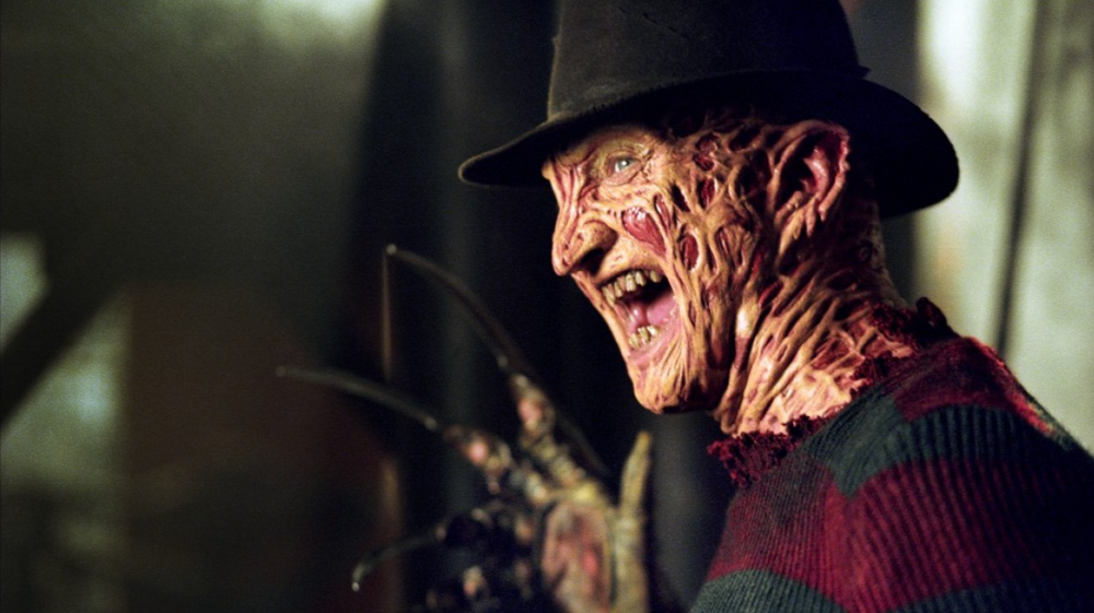 """1,2 Freddy's comin' for you…"""