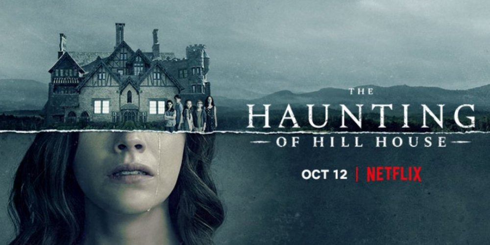 Netflix's The Haunting of Hill House is spectacular.