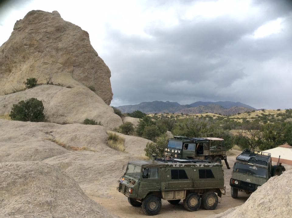 Chimney Rock in Arizona