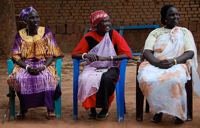 Hope for women in South Sudan