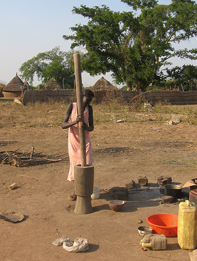 Hope for mothers in South Sudan