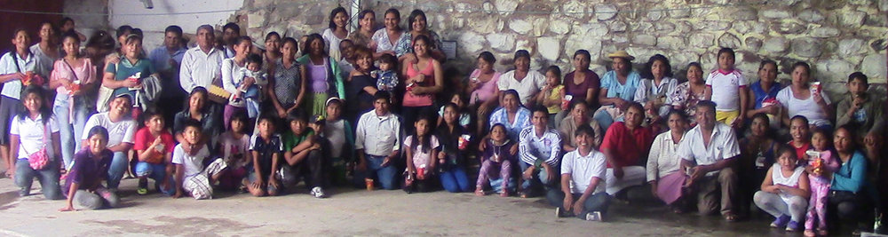 Members of community savings groups and their families in Tarija, Bolivia