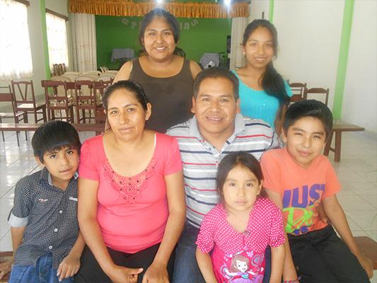 Empowering leaders in vulnerable communities