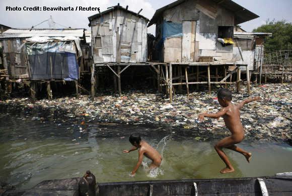 Urban poverty in Jakarta
