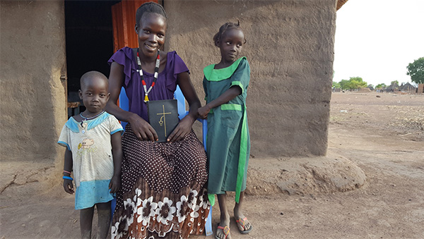Helping families graduate and succeed in South Sudan